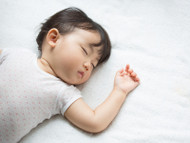 Four-Month-Old Baby: Sleeping And Eating