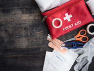 Building A Home First-Aid Kit With Your Eight-Year-Old