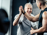 """Over 55? A Gym Membership Can Help (When Things Return To """"Normal"""")"""