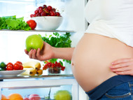 Preparing A Woman's Body For Baby With Diet