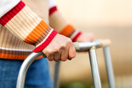 Is it Better to Use a Cane or a Walker | The Blooms Blog