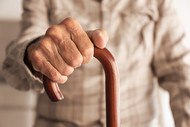 What is the Correct Length for a Walking Stick?