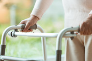 Difference Between a Rollator and a Walker | Blooms Blog