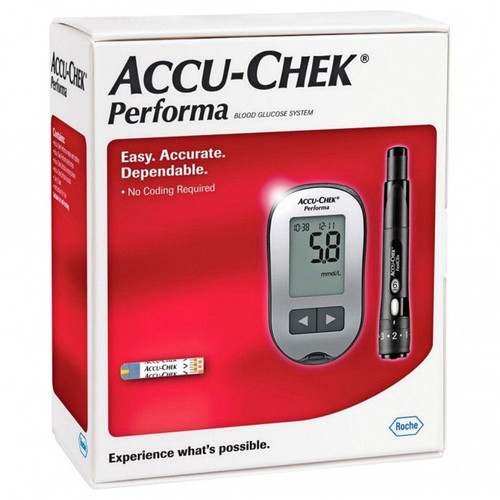 Accu-Chek Performa Meter in Australia at Blooms The Chemist
