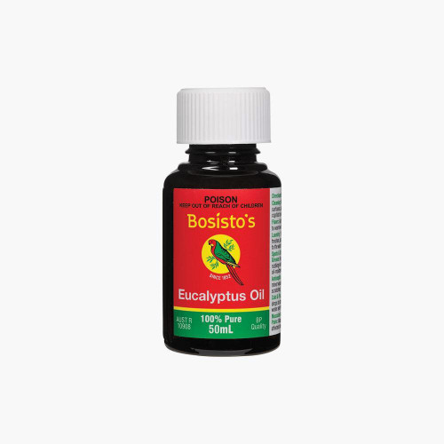 Bosistos Eucalyptus Oil in Australia at Blooms The Chemist