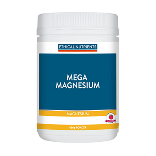 Raspberry Magnesium Powder in Australia at Blooms The Chemist
