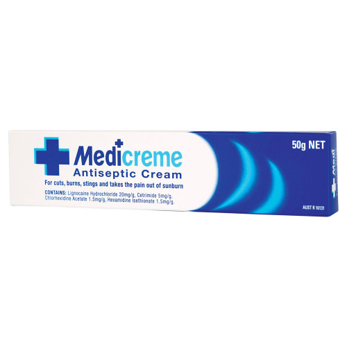 Medicreme in Australia at Blooms The Chemist