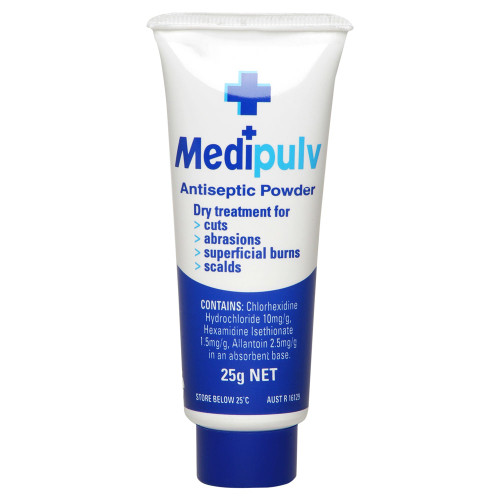 Medi Pulv Antiseptic Powder online at Blooms The Chemist