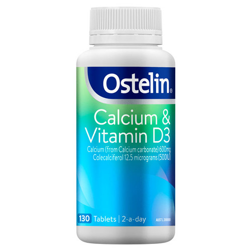 Ostelin Vitamin D & Calcium at Blooms The Chemist