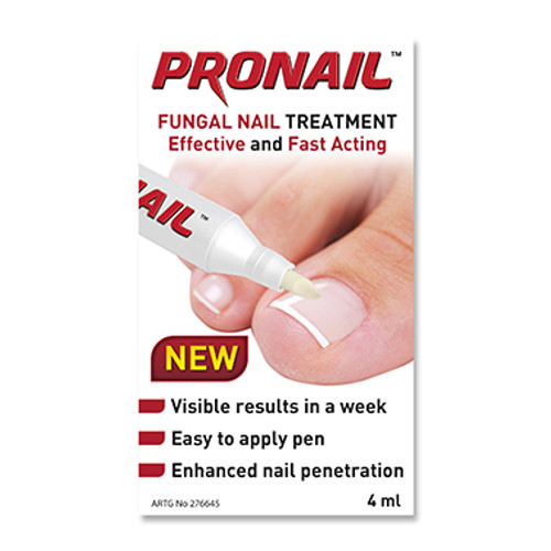 Pronail Fungal Nail Treatment 4ml Solution at Blooms The Chemist
