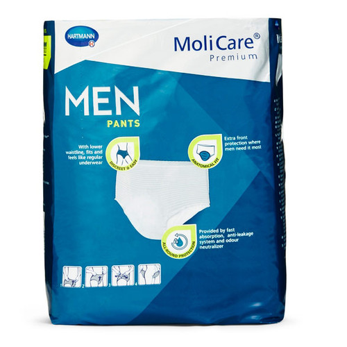 MoliCare Premium Men Pants 5 Drops