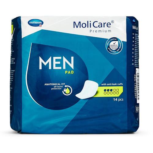MoliCare Premium Men Pad 3 Drops