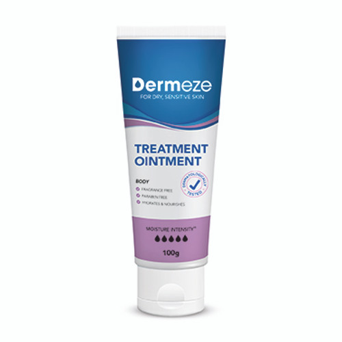 Dermeze Treatment Ointment 100g at Blooms The Chemist