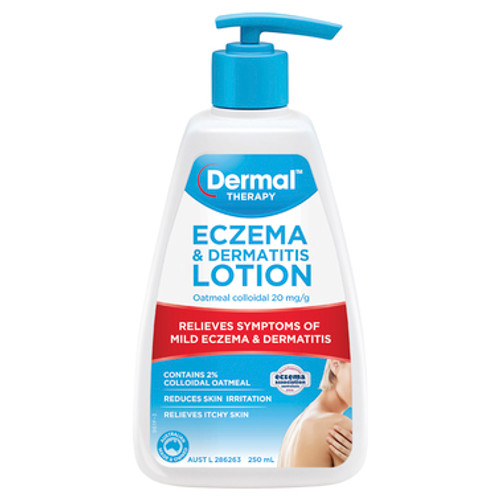 Dermal Therapy Eczema Moisturising Lotion 250mL at Blooms The Chemist