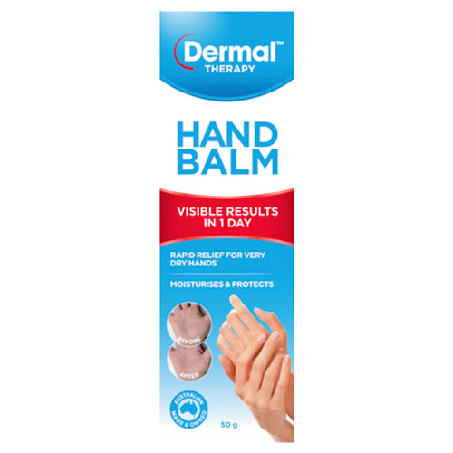 Dermal Therapy Hand Balm 50g at Blooms The Chemist