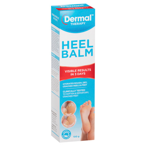 Dermal Therapy Heel Balm 100g at Blooms The Chemist