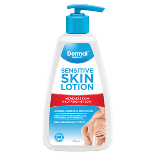 Dermal Therapy Sensitive Skin Lotion 750mL