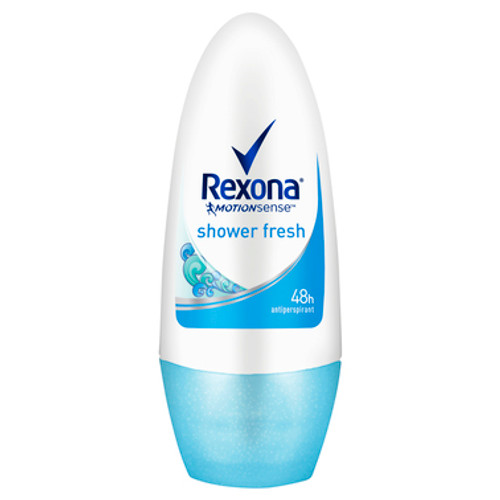 Rexona Women Antiperspirant Roll On Deodorant Shower Fresh 50ml