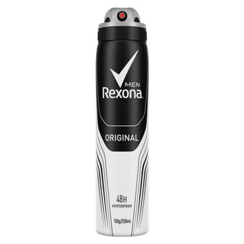 Rexona Men Antiperspirant Deodorant Original 250ml