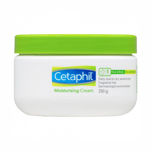 Cetaphil Moisturising Cream 250g at Blooms The Chemist