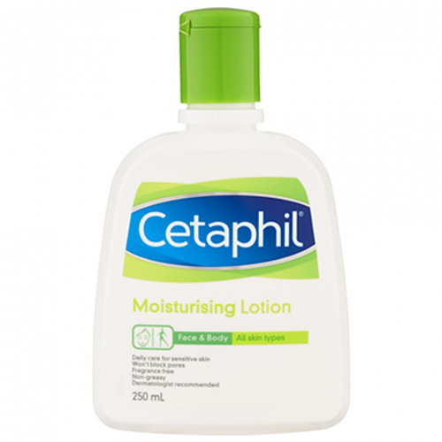 Cetaphil Moisturising Lotion 250ml at Blooms The Chemist