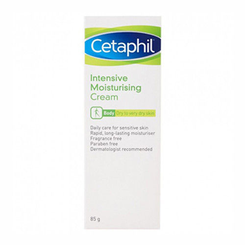 Cetaphil Intensive Moisturising Cream 85g at Blooms The Chemist