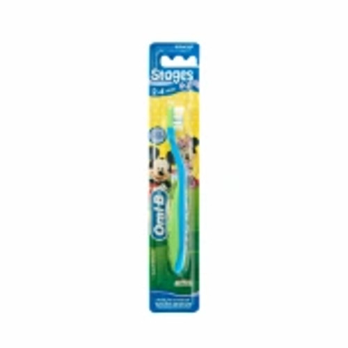 Oral B Stages Toothbrush 2-4 Years