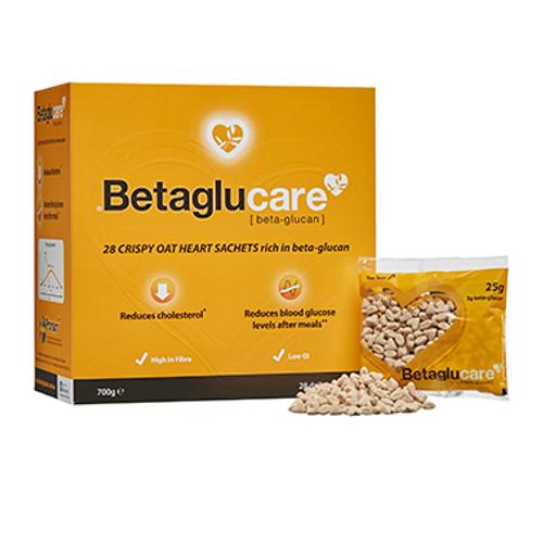 Betaglucare Oat Hearts Sachets 25g 28 pack