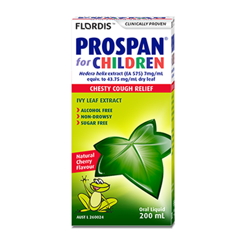 Prospan Chesty Cough Relief Kids 200ml