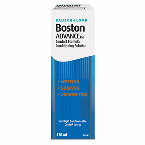 Bausch & Lomb Contact Lens Solution Boston Advanced Conditioning 120ml
