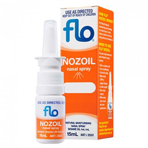 FLO Nozoil Spray 15ml