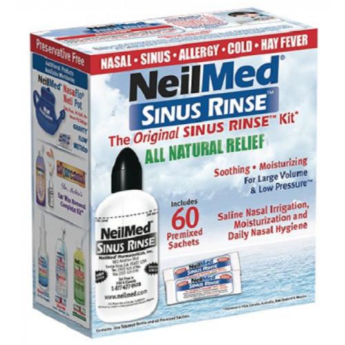 Neilmed Sinus Rinse Kit Adult 60dose