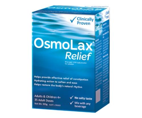 Osmolax Relief Powder 595g