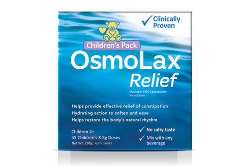 Osmolax Relief Child Powder 598g