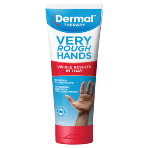 Dermal Therapy Very Rough Hands 100g at Blooms The Chemist