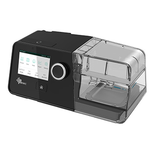 BMC G3 Automatic CPAP Machine with Humidifier and Integrated Heated Tubing, Black