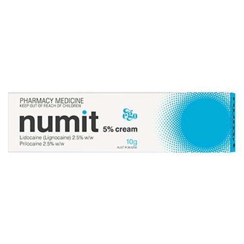 Numit 5% Cream 10G