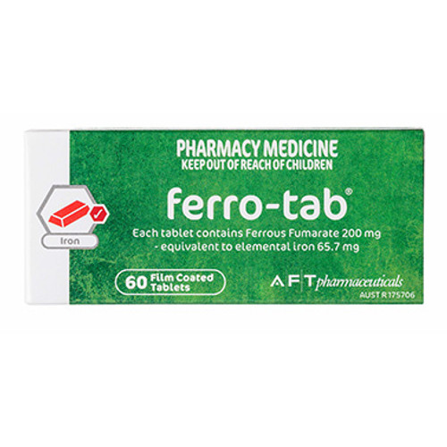 Ferro 200MG Tablets 60