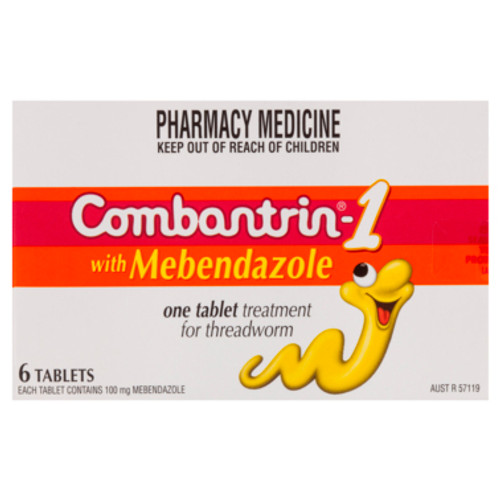 Combantrin-1 6 Tablets