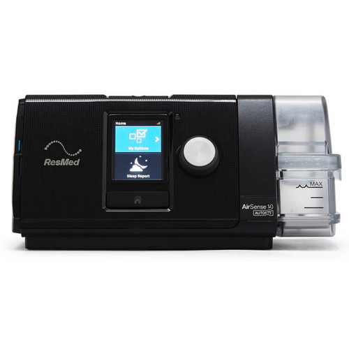 ResMed AirSense 10 Autoset CPAP Package - Machine & Mask