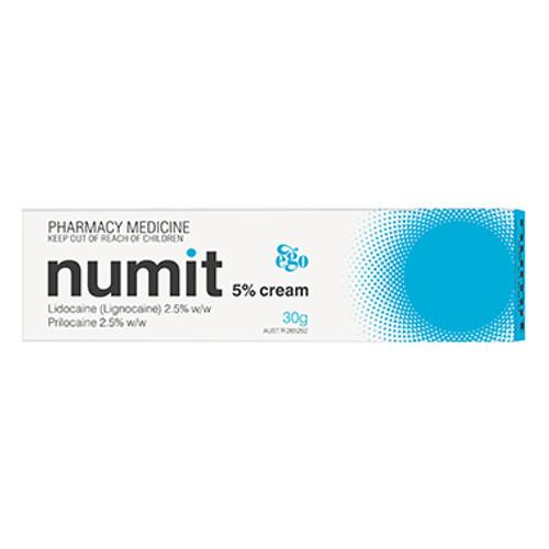 Numit 5% Cream 30G