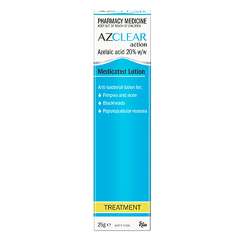 Azclear Medicated Lotion 25G