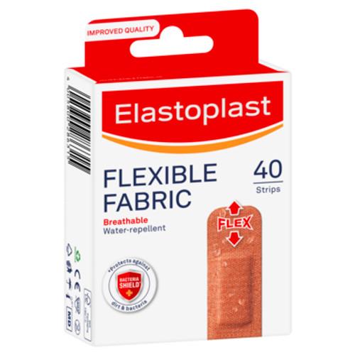 Elastoplast Flexible Fabric 40 Pack