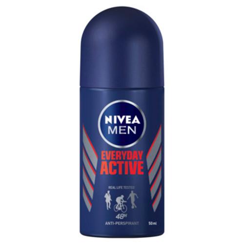 NIVEA Everyday Active Roll-On Deodorant 50ml