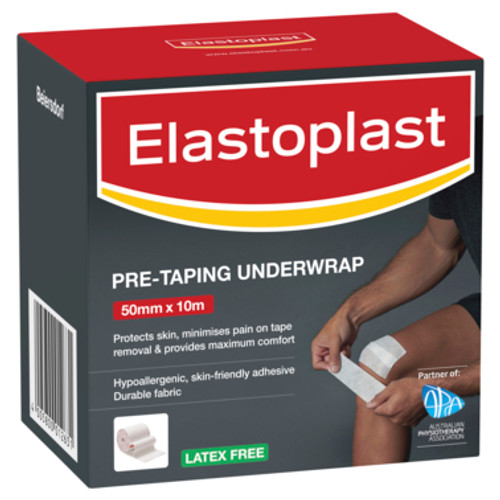 Elastoplast Pre-Taping Underwrap 50mm x 10m