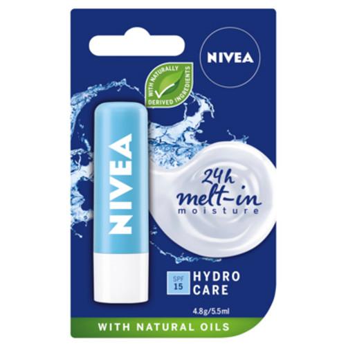 NIVEA Hydro Care SPF15 4.8g