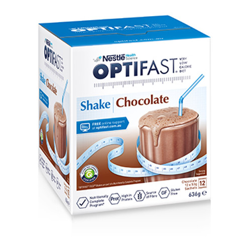 Optifast VLCD Chocolate in Australia at Blooms The Chemist