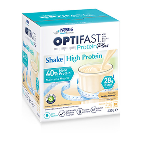 Optifast VLCD Protein Plus Shake in Australia at Blooms The Chemist