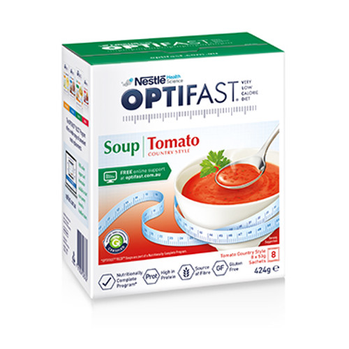 Optifast VLCD Tomato Soup in Australia at Blooms The Chemist