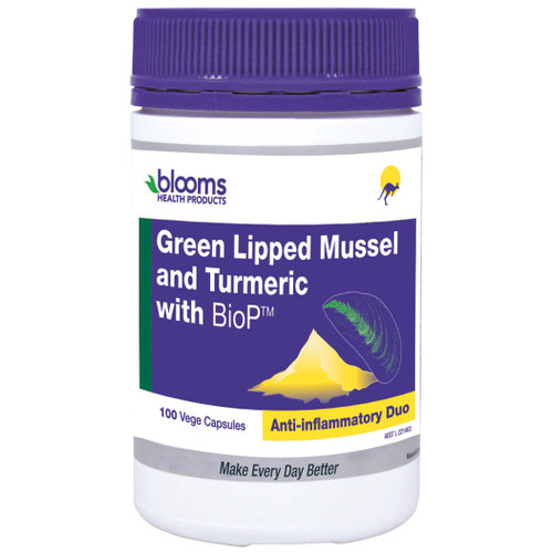 Henry Blooms Green Lipped Mussel in Australia at Blooms The Chemist